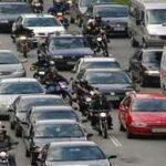 Cai o numero de acidentes de motos na Marginal Tietê