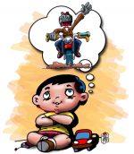 O Menino e a moto – #Motos