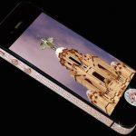 iPhone cravejado de diamantes…