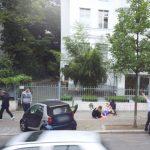 Descoberto o mistério do parto na rua fotografado pelo Google Street View na Alemanha