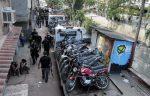 Número de motos apreendidas nos complexos do Alemão e Vila Cruzeiro passa de 300