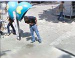 Lembra do cara que foi pego pelo Google Street View vomitando em uma rua de Belo Horizonte?