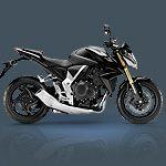 A Honda anunciou hoje o lançamento da CB1000R.