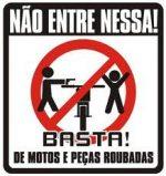 As ações contra roubo de motos se intensificam no Nordeste.
