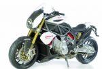 Checos afirmam ter lançado o maior motor de moto do mundo.