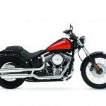 Conheça a nova Harley-Davidson Blackline