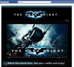Quer alugar filmes pelo Facebook? Warner começa hoje a testar aluguel de filmes pela rede social
