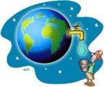 Dia Mundial da Água: O Ouro Azul – É preciso água para produzir tudo!