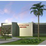 Honda inicia construção de nova unidade em Manaus