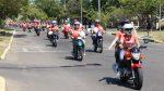Novo Hamburgo – RS : Passeio Mulher Com Moto reúne 350 motociclistas.