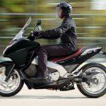 Integra: um scooter com características de motocicleta!