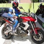 Test Ride: Rodando com uma Kawasaki Versys e uma Suzuki VStrom.