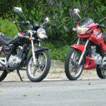 Motonline: Teste comparativo entre as Suzuki Yes 125 e GSR 125S