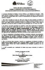 AVISO IMPORTANTE: Funcionamentos dos fotossensores de semáforo em Fortaleza há tempos estão ajustados para segurança de motoristas em pontos críticos para assaltos. VEJA O COMUNICADO ABAIXO: