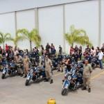 Harley-Davidson, em Manaus, entrega lote de 143 motocicletas Road King Police para a PRF
