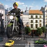 Campanha – O que um motociclista precisa fazer para ser visto no trânsito?