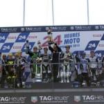 Equipe SRC da Kawasaki vende as 24 Horas de Le Mans!