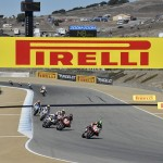 Com os pneus de série Diablo Superbike, disponíveis para venda no mercado, a Pirelli quebra recorde da pista de Laguna Seca