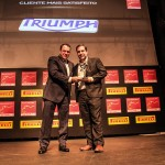 """Triumph: marca com o cliente mais satisfeito no prêmio """"Moto de Ouro"""""""