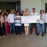 Mato Grosso: Lucro de encontro de motociclistas é repassado ao Hospital São Lucas