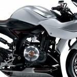 Suzuki prepara moto de 588cc com turbocompressor!