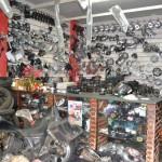 Operação Desmanche apreende 6 milhões em peças de motos roubadas