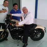 Dom Mauro Bispo Emérito de Iguatu realiza sonho de criança