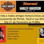 Newroad Harley-Davidson Fortaleza convida!