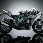 Kawasaki anuncia a comercialização da Ninja H2 no Brasil