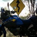 Uma motocicleta em minha vida. Por Raul Nixon