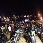 Carnaval com ronco de motor e muito rock em Arapiraca-AL.