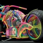 EXCLUSIVO! Rick Fairless: É colorido, mas não é carnaval! É customização!