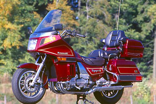 Kawasaki Z 1300 Voyager