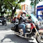 Brasil – Frota de motos cresceu muito na última década, mas vida média continua menor que carros, caminhões e ônibus.