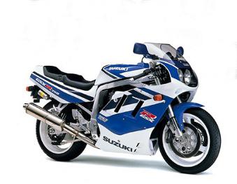 GSX-R 750 - 1991