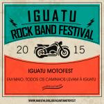 Divulgados os semifinalistas do IGUATU ROCK BAND FESTIVAL