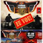 Parceria com Litoral Moto Fest