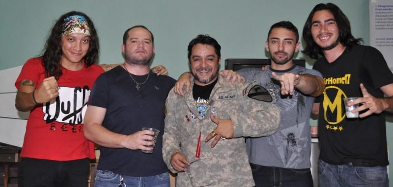 Iguatu Rock band Festivak - Rock na terra da Asa Branca