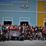 Passeio HOG Chapter Fortaleza visita a TAPIOCARIA QUEIJIM