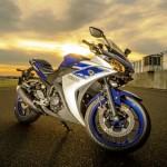 Chegou a Yamaha YZF-R3