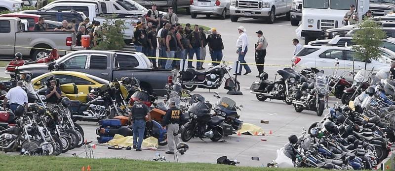 Waco, Texas - USA - Nove mortos