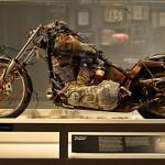 Museu Harley-Davidson: Moto que ficou a deriva em exposição desde 2012. Lembra disso?