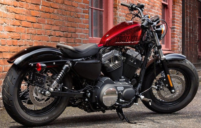 2015 Harley Davidson Forty-Eight