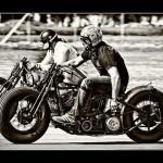 Motorcycle Rock Limeira reúne apaixonados por motocicletas Vintage e Café Racer