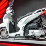 Honda lança no Brasil o SH300i sucesso de vendas na Europa