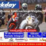 Eusébio Moto Fest terá TRACK DAY e TEST DRIVE