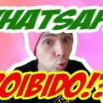 A Síndrome de WhatsApp ataca no motociclismo