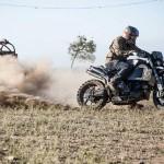 O projeto nasceu a partir de uma Ducati 999