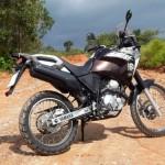Moto teste: Yamaha XTZ 250 Ténéré. Por MOTONLINE
