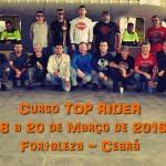 Curso Top Rider ensina técnicas avançadas para motociclistas